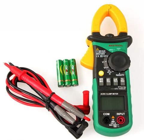 MASTECH DIGITAL CLAMP METER MS-2028B