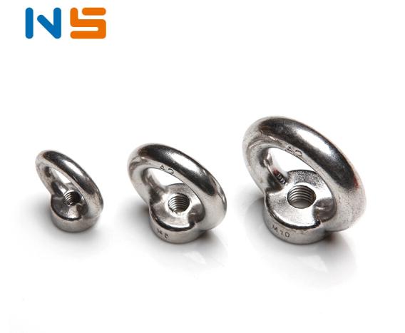 NS N.S. thép không gỉ vòng treo quả / vòng treo đai ốc / đưa từ /M6/M8/M10-M30 M8 (304 gỗ)