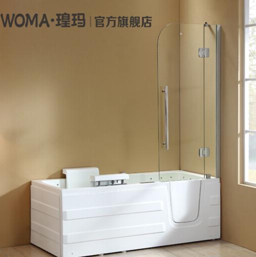 WOMA Ông già WOMA bồn tắm trơn nhỉ không tắm tắm nhiều xi lanh rối loạn chức năng massage phòng tắm