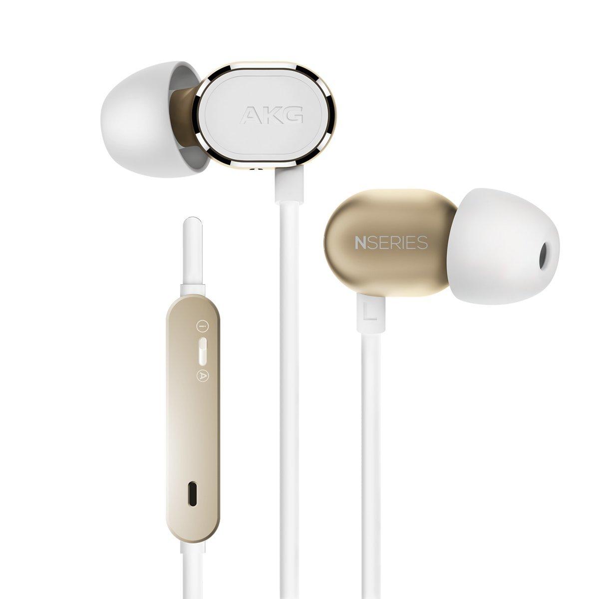 AKG N20C tai nghe stereo nhạc nghe lọt tai kiểu tai nghe điện thoại di động Apple an tai nghe tai ng