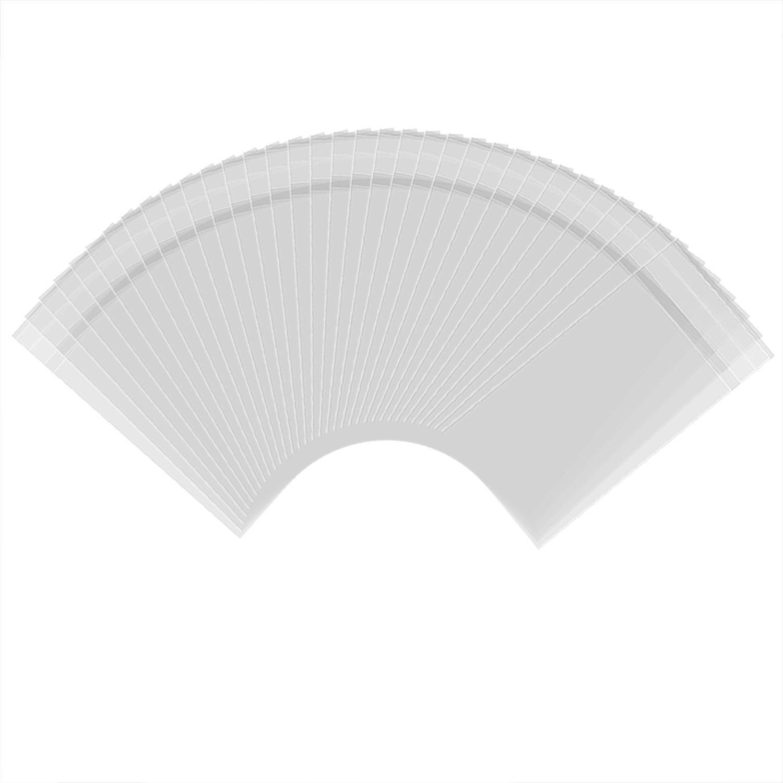Outus    300 khu 4 × 68.6 cm treat túi. Trong suốt OPP túi cellophane túi từ BAGS for You sealing đá