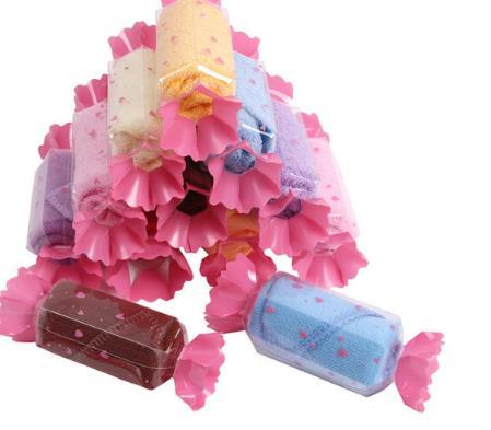 wuyouwuyu Vật có Monogatari kẹo khăn trẻ em cài áo nhỏ đáp lại siêu thị hoạt động bánh sinh nhật con