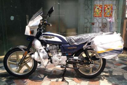 WUYANG Quảng Châu (WUYANG) xe mô tô xe máy xe cảnh sát làm việc WY150-5A làm riêng cổ điển khoản làm