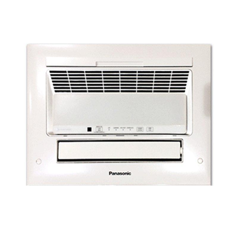 Panasonic đã dẫn đến nhiều chức năng đèn gió ấm bốn hợp một cái lò sưởi FV-40BL1C