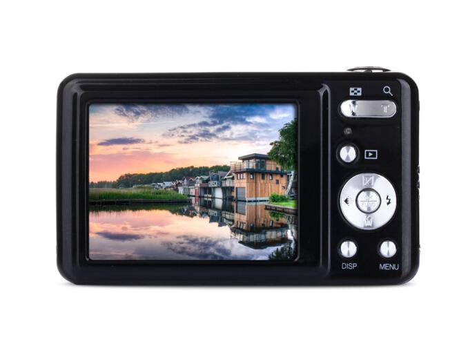 FUGN Máy ảnh kỹ thuật số (FUGN) F001 máy ảnh kỹ thuật số 20 triệu pixel gấp 8 lần zoom quang học các