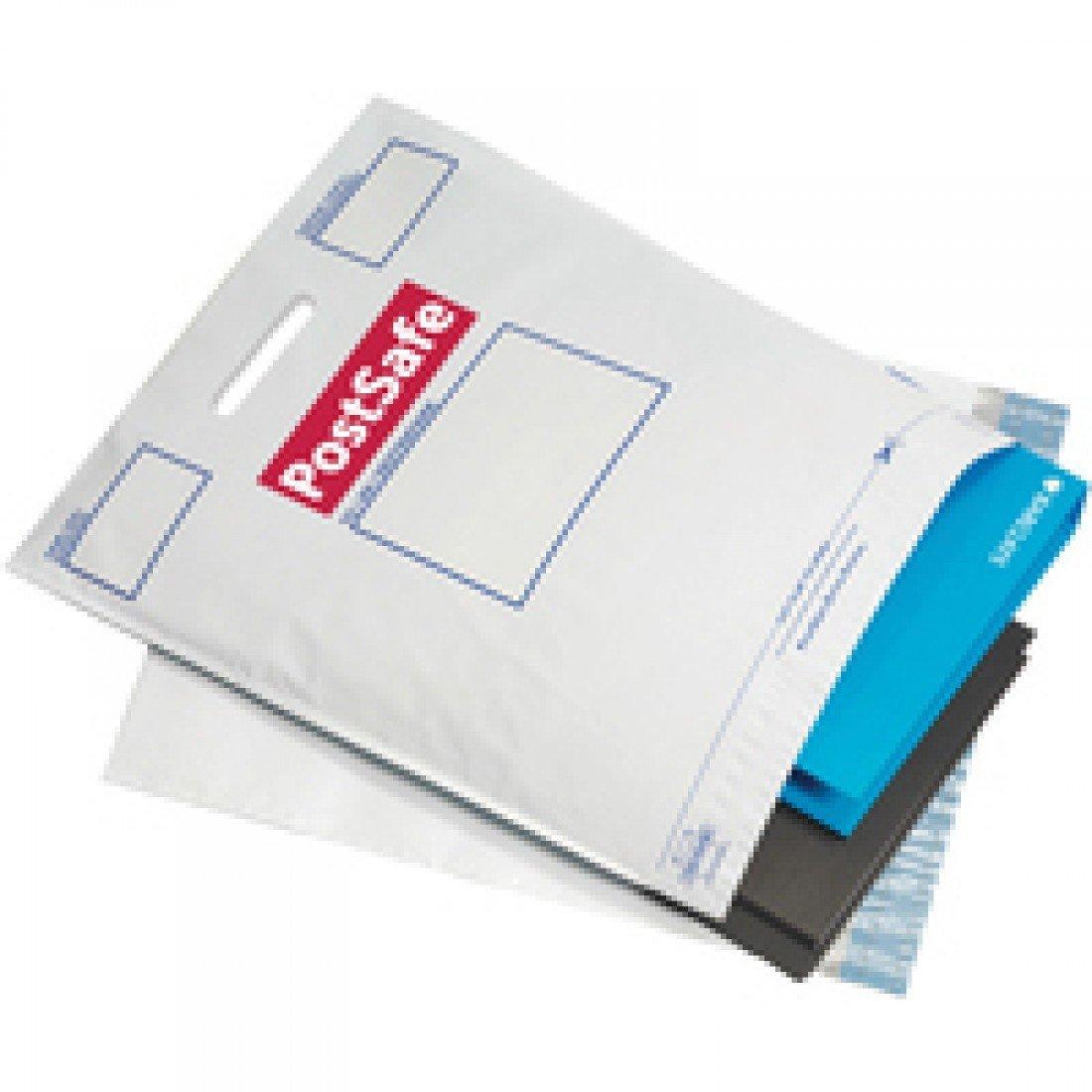 Postsafe   Tủ bảo hiểm bưu điện phải tái chế PE 32 335 * 430 mm Easy bộ đục (3 điều giả)