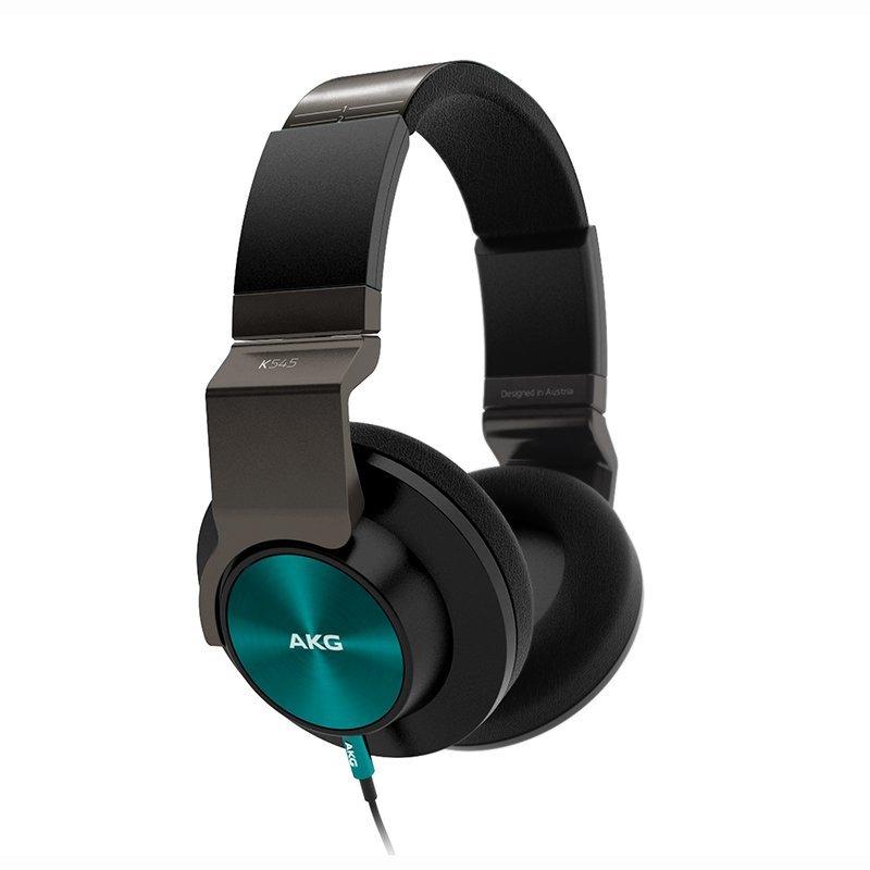 AKG K545 đeo tai nghe stereo nhạc đầu kiểu tai nghe tai nghe điện thoại Android Apple gọi điện thoại