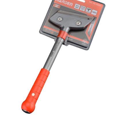 (Harden) rửa sạch dao cạo Tà Kính cạp sàn lát gạch xẻng 620213 thạch cao