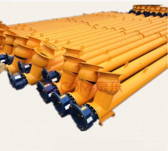 HUILIDE Băng tải trục vít Loại băng tải xoắn ốc rồng 219 máy nâng máy trạm trộn bê tông feeding bơm
