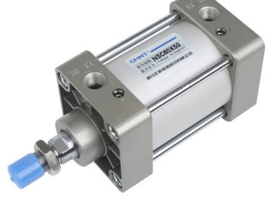 loại tiêu chuẩn NSC80X25/50/75/100/ NSC80-125 xi lanh khí nén