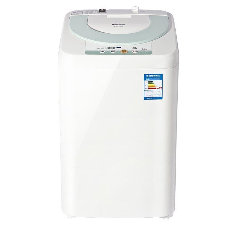 Panasonic 2.8KG mini XQB28-P200W máy giặt tự động hoàn toàn.