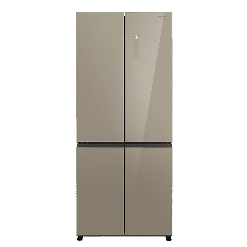 Panasonic NR-D501CG-XN () 498 lít bốn cửa tủ lạnh tủ lạnh tủ lạnh gia dụng Panasonic công suất lớn T