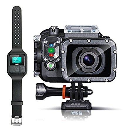 AEE một môn thể thao điện AEE S71T camera (đen) (nhà cung cấp dịch vụ trực giao)