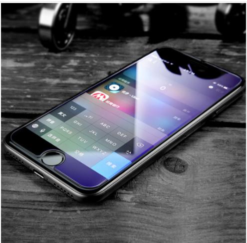 Miếng dán màn hình [3] smorss chống ánh xanh - Bộ iPhone8 cộng / 7plus /6 cộng thuỷ tinh công nghiệ