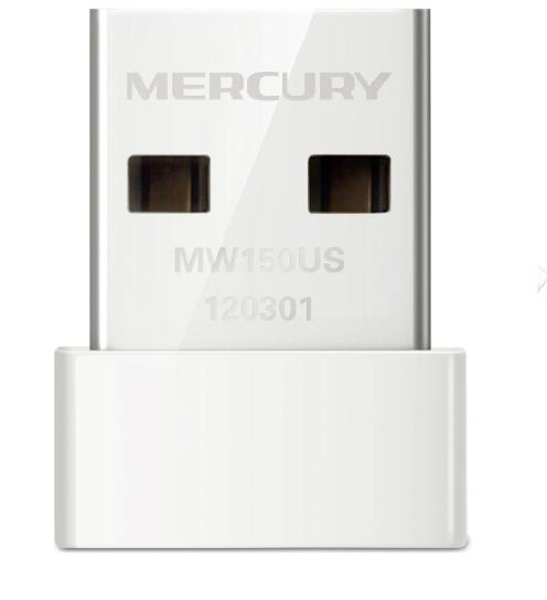 MERCURY Mercury (Mercury) MW150US mini USB không dây wifi 150M nic luôn dùng laptop. DesktopLanguage