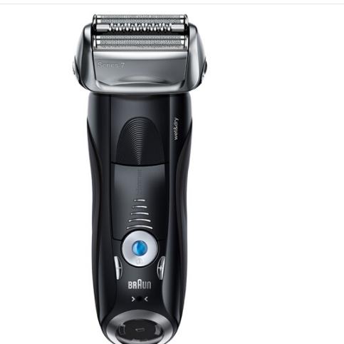 BRAUN (BRAUN) dao cạo điện 7 hệ 7840S Đức nhập khẩu cả nước rửa cạo râu (thông minh bằng âm thanh da