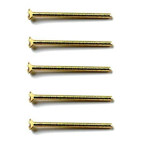 Bulk Hardware Phần cứng bh03953 m3.5 75 mm x 61 cm của EB - một gói 20 ốc vít mải miết CSK cắm điện