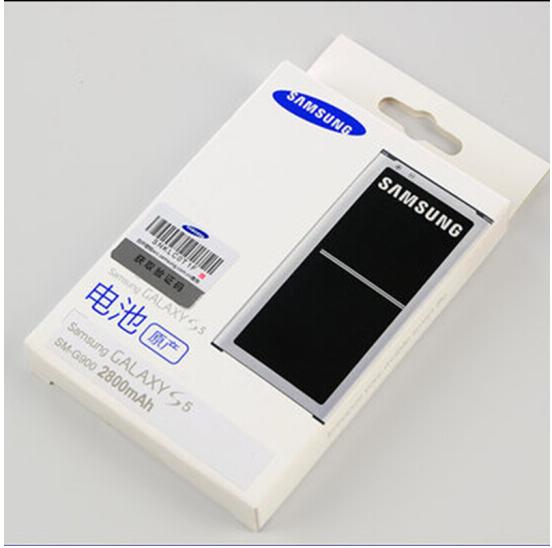 SAMSUNG Pin điện thoại Samsung (SAMSUNG) Samsung S5 pin mới ráp xong chính phẩm Samsung G9006 G9008
