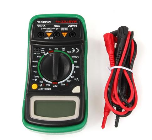 MASTECH DIGITAL MULTIMETER MAS-830L