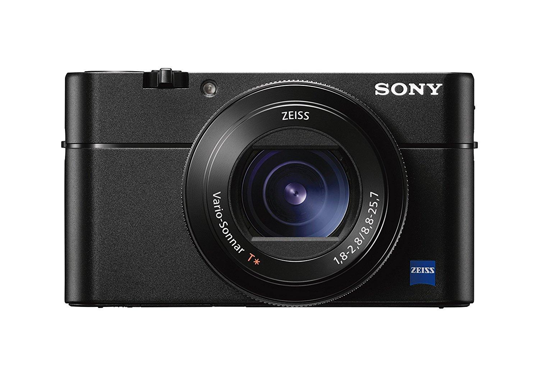 Sony dscrx100 M5 gọn nâng cao kỹ thuật số cao cấp 4 K (K EVF, 4 máy quay phim, 40 X chậm, thể thao,