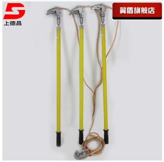 HL  Sợi dây đồng điện cao áp nối đất mềm Hàn Hàn cắt dây các giá treo một mét vuông với giá 120 một