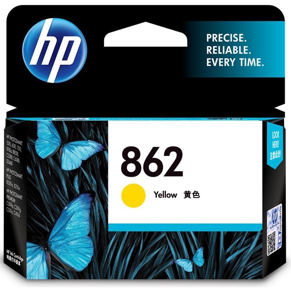 HP Hewlett - Packard CB320ZZ hộp số 862 vàng (áp dụng cho HP PhotosmartC5388 B210a B110a 6510 Photos