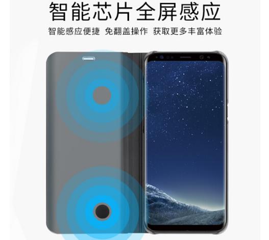 SAMSUNG Samsung (SAMSUNG) note8 vỏ điện thoại thông minh mới ráp xong Note8 bao súng dạng tháp bảo v