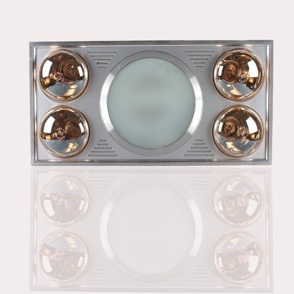 Tích hợp nhiều chức năng de Marcus kho báu vàng bóng đèn LED chiếu sáng 40 sưởi ấm cả sợi dây đồng đ