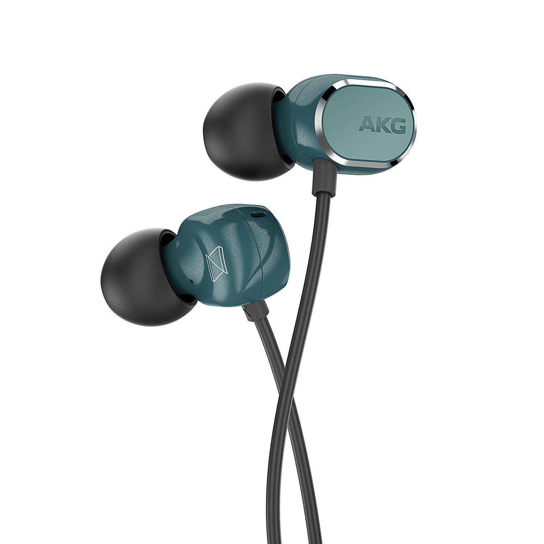 AKG N25 nghe lọt tai loại tai nghe AKGN25TEL mực xanh tương thích với độ phân giải cao.