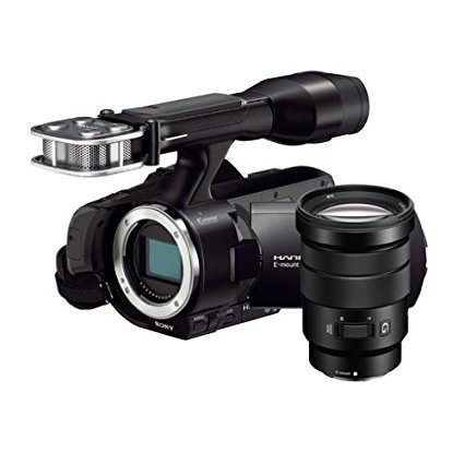 Sony NEX-VG30EM/CN ống kính camera kỹ thuật số có thể thay đổi độ nét cao bộ ống kính đơn (E PZ 18-1