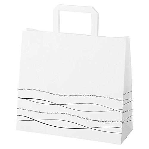 Tay cầm túi mang PE sóng - m (20 viên) wv-sw MB