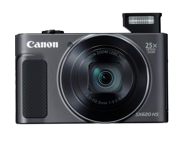 Canon  Máy ảnh Canon (Canon) PowerShot SX620 HS đen máy ảnh kỹ thuật số 2020 triệu điểm ảnh 25 lần z