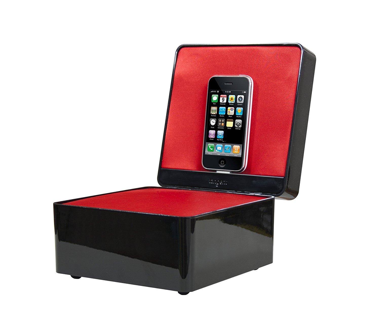 Tangent   Tiếp tuyến pearlbox đen có thể áp dụng cho iPhone iPod /