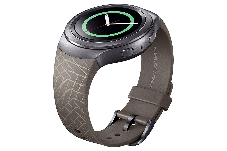 Samsung SmartWatch thay cho Samsung Gear S2 - gói bán lẻ - sâu nâu