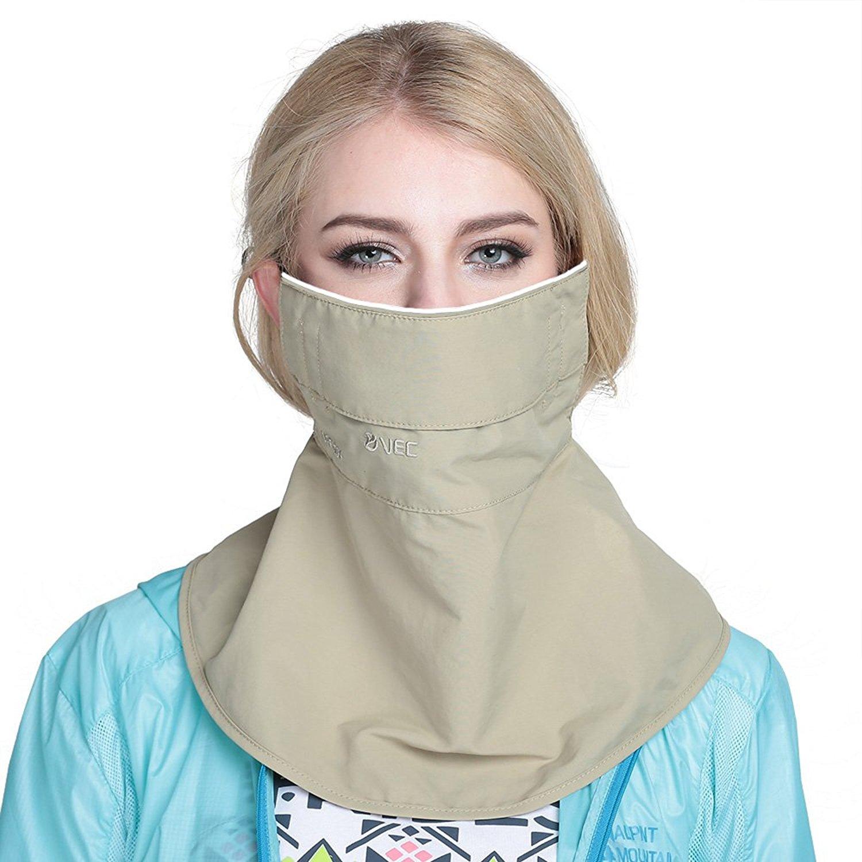 VEC   Nam nữ chung chống nắng ngoài trời VEC Parsnip tốc độ làm bảo vệ VKZ-666 rèm che mặt nạ