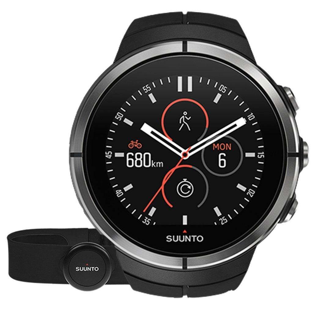 SUUNTO Siêu trí thông minh của Sparta, GPS đồng hồ vận động ngoài trời ss022951000 tinh thép nhịp ti