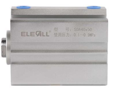ELECALL SDA40 lanh loại tiêu chuẩn SDA40*50 xi lanh khí nén