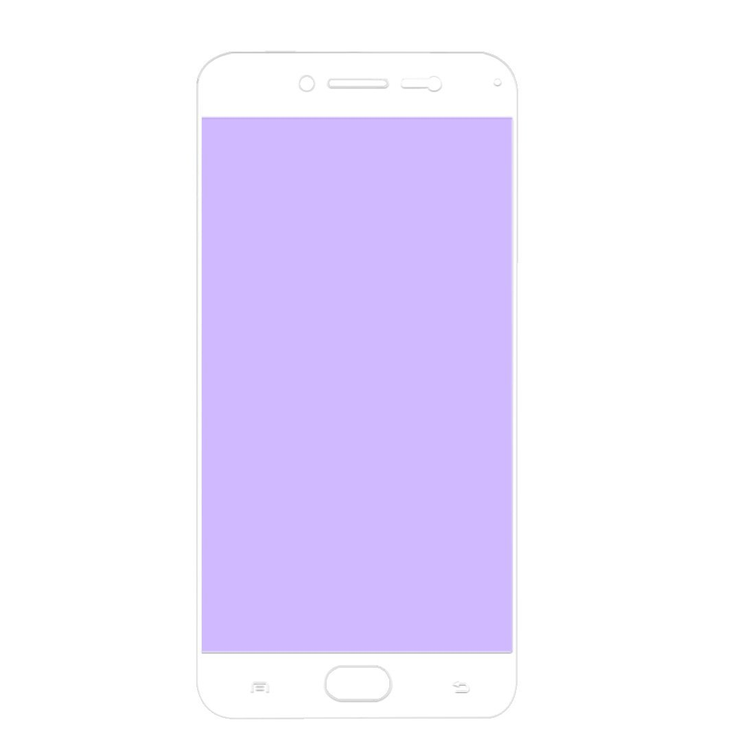 ShineMind Shō kính chống đạn. sợi carbon chống Violet màu xanh bao phủ nổ cả điện thoại di động màng