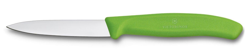 Victorinox 6.7796.l4b rau dao, nhựa, Green, 2 đơn vị, 18 x 3 x 2.4 cm