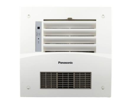 Máy quạt gió Panasonic (Panasonic) Panasonic gió ấm loại tích hợp sưởi quạt gió cái lò sưởi trong ph
