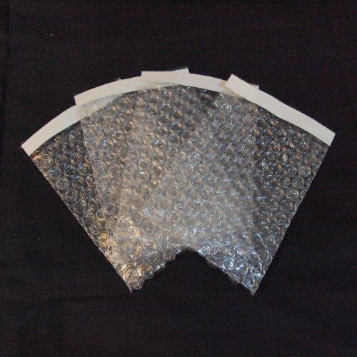 The Boxery  Gói 4 x 100 7.5 21.59 cm tự xưng trong túi Pouches bọt 3 / 10 cm Wrap 10.2 x 19.1 cm