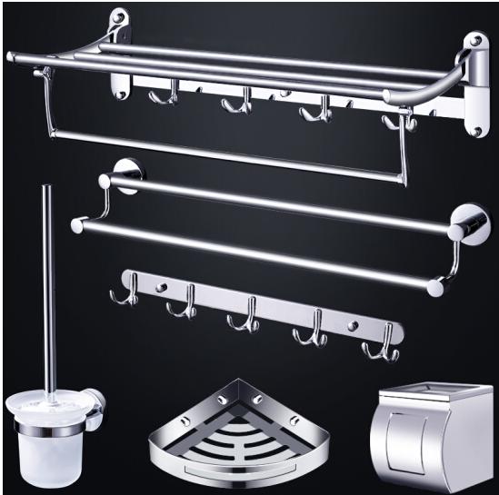 MEJUE Thị trường kim loại (MEJUE) Z-3306 thép không gỉ trong phòng vệ sinh phòng tắm khăn chiếc khăn