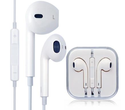 tai nghe ả Nữ Bá đưa Mike nghe lọt tai loại tai nghe điện thoại với Apple iphone6sPLUS/5S5C/4S/ipad