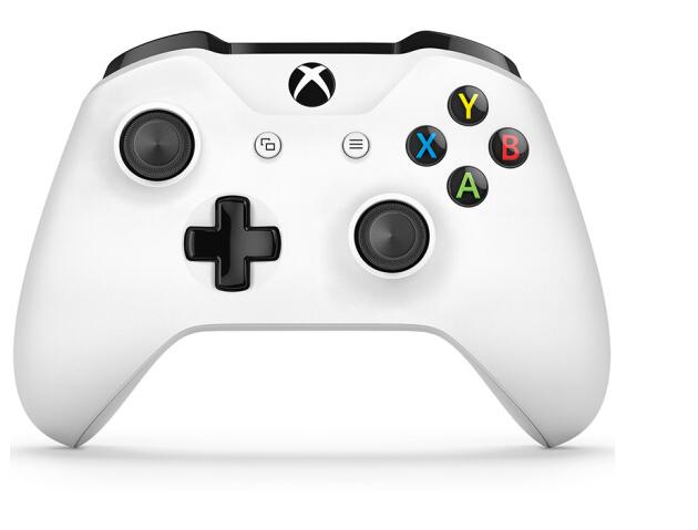 Tính chung] Microsoft (thời biểu của Microsoft Xbox / tay cầm điều khiển vô tuyến) White (đưa 3.5mm
