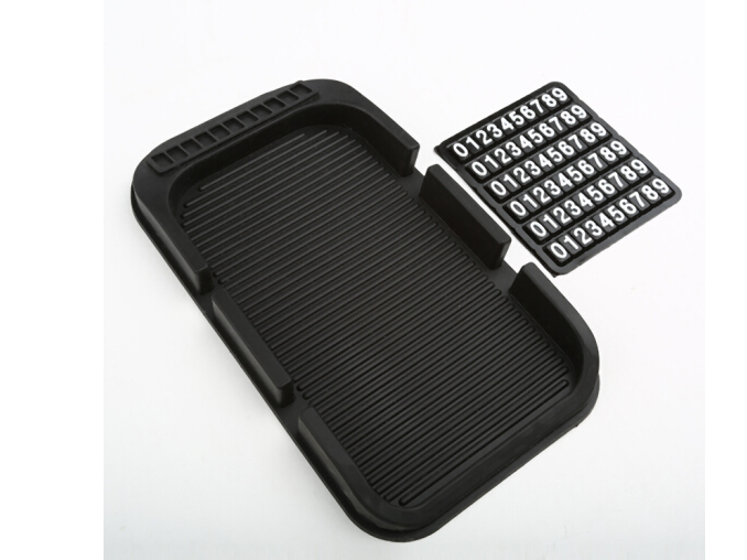 12 triệu Yuhua automotive anti-skid cushion, large size car, mobile phone bracket, navigator, table