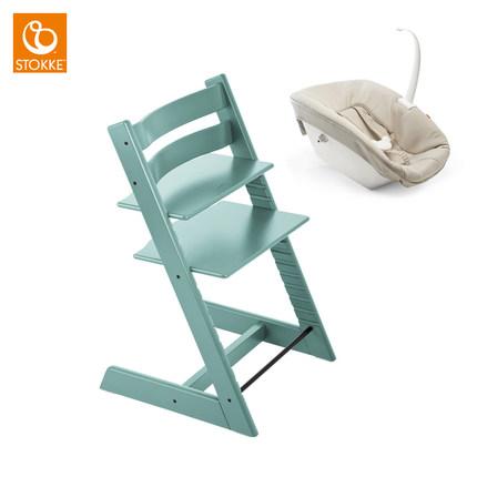 Ghế tăng chiều cao dùng cho trẻ sơ sinh Stokke