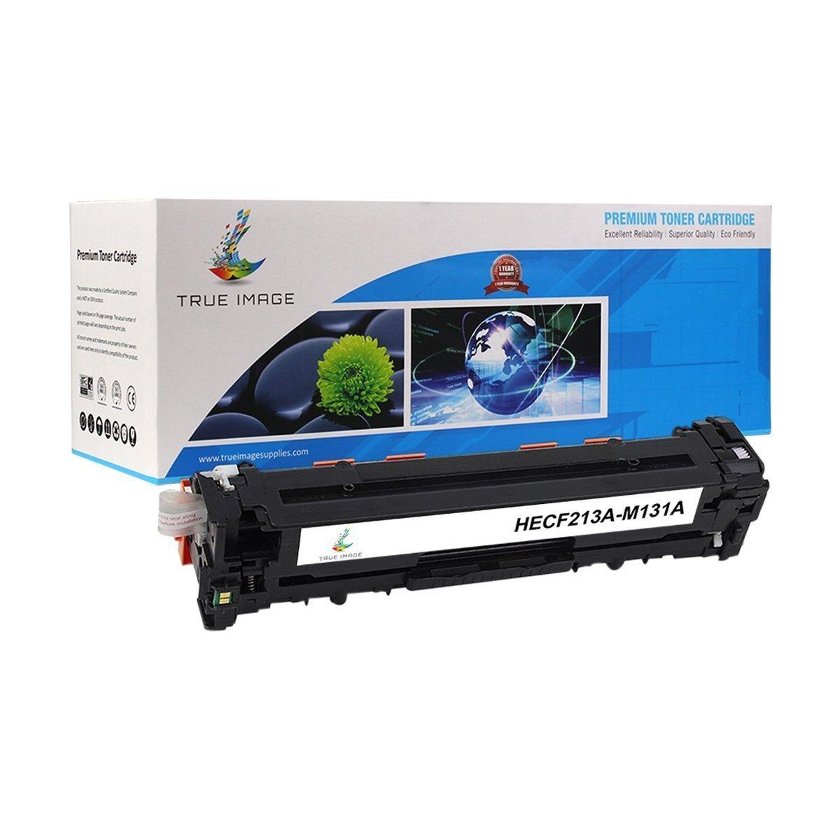 TRUE IMAGE    Đúng như 131 và máy in laser bột màu tương thích thay thế việc áp dụng cho HP LaserJet