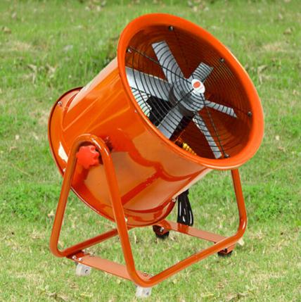 Máy hút bụi gió gió thông khí thải công nghiệp máy / dòng di chuyển trục máy quạt gió / hàng xách ta