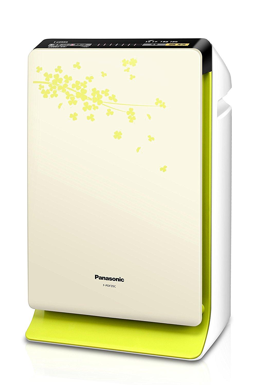 Panasonic Panasonic máy lọc không khí F-PDF35C-G (xanh lá cây) lật đật tính năng chế độ sạch khói