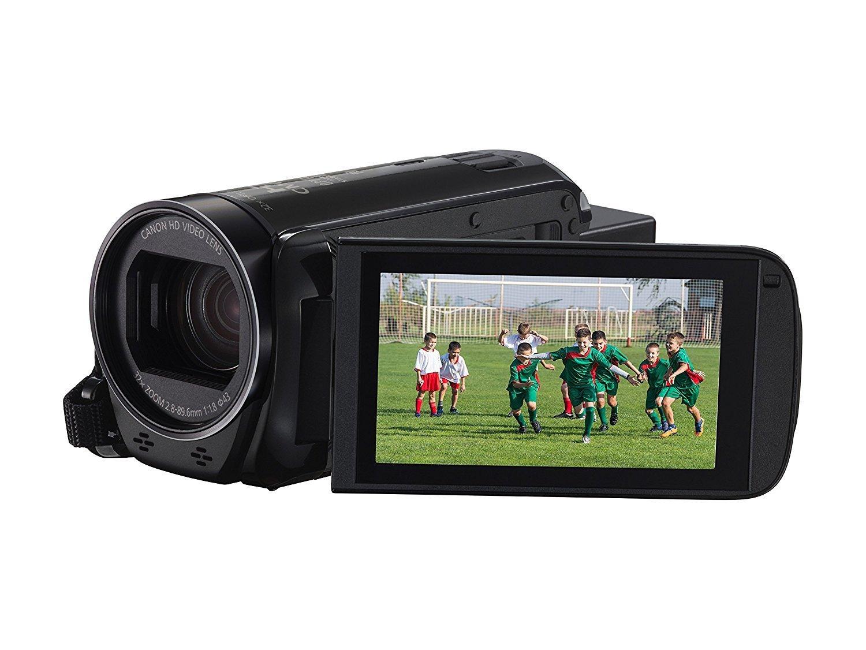 Canon LEGRIA HF R76 camera kỹ thuật số, điện gia dụng chụp ảnh độ nét cao chuyên nghiệp DV [đen]